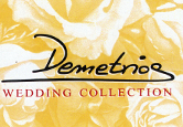 demetrios wedding collection